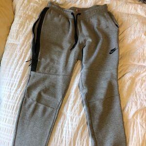 Men's Nike Grey Joggers